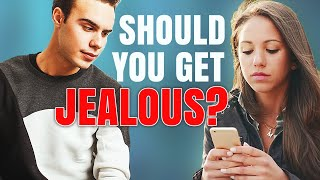 Is it ok to be jealous in a relationship?