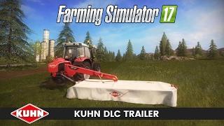 Farming Simulator 17 - Official KUHN DLC Launch Trailer