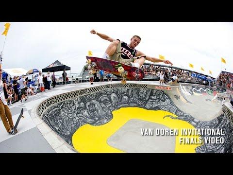 Van Doren Invitational 2014 Finals - TransWorld SKATEboarding