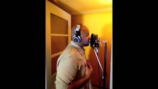 """Anthony Hamilton- """"Pray For Me""""(Cover) by Raynard Gibson"""
