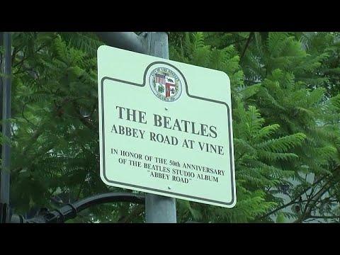 Abbey Road και στο Χόλιγουντ