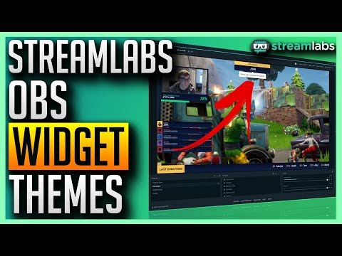 Streamlabs OBS - Free Widget Themes - Gaming Careers - imclips net