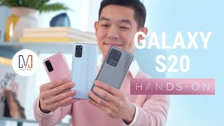 Samsung Galaxy S20 Ultra Hands-on: Re-engineered to perfection?