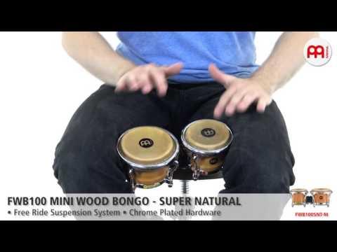 MEINL FWB100SNT-M Mini bonga