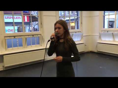 Mercy (Shawn Mendes) mini cover - Sterre Koning