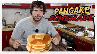 Pancake facili e veloci   CUCINA BUTTATA - Guglielmo Scilla