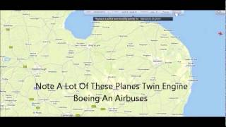 Redux of Planes REAL or FAKE UFO encounters Bawsey UK