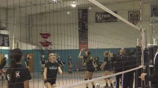JJVA teaches young women volleyball and life skills.