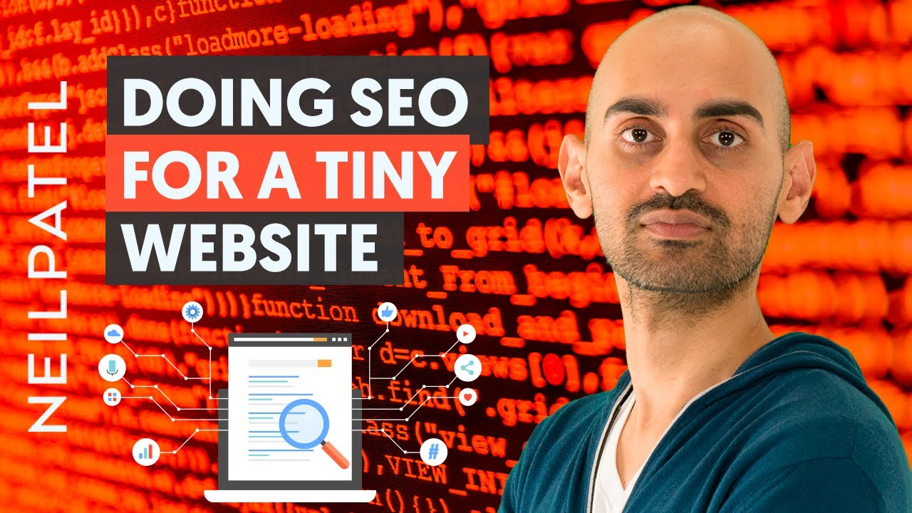 How to do SEO For a Tiny Website With no Backlinks