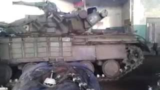 T64 Ukraine army