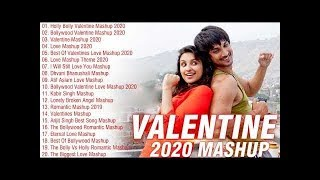 HAPPY VALENTINE DAY SPECIAL | Best Bollywood Mashup Songs 2020 | New Valentine Mashup Songs 2020