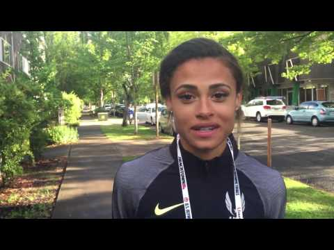 2016 USA Olympic Trials: Sydney McLaughlin Going to Rio