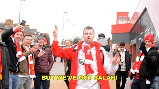 """We've Got Salah"" Liverpool Song   Richy Sheehy Feat. Marc Kenny   Lyric Video"