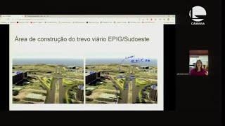 TRABALHO - Construção de viaduto de intersecção da rodovia DF-011 - 15/10/2021 09:30