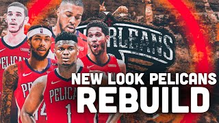 ERA Of Zion! New Look New Orleans Pelicans Rebuild! NBA 2K19