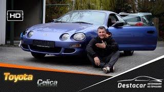 Купил Toyota Celica за 50€