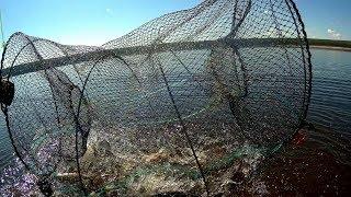 Китайские верши для ловли рыбы