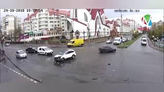 Автодятлы на дороге, подборка аварий за ноябрь 2018 год