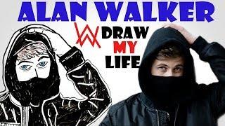 Draw My Life : Alan Walker