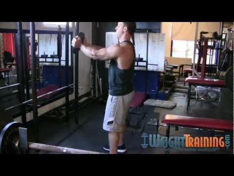 braced squat  exercise