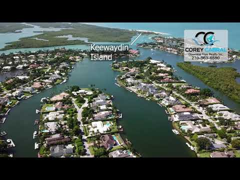 Port Royal Beach and Waterfront Real Estate in Naples, Florida
