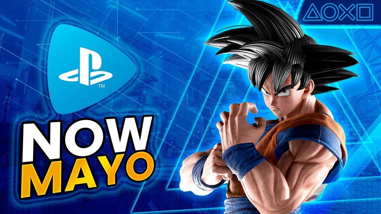 Los juegos de PlayStation Now para mayo: Jump Force, Nioh y Streets of Rage 4