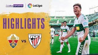 Elche 2-0 Athletic Bilbao Pekan 38