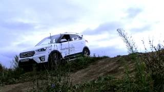 Тест-драйв Hyundai Creta 2016
