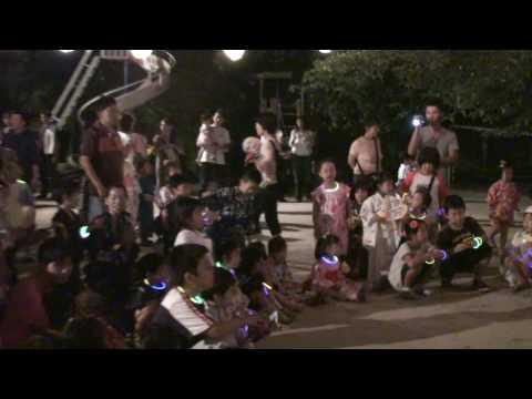 北野幼稚園夏祭り