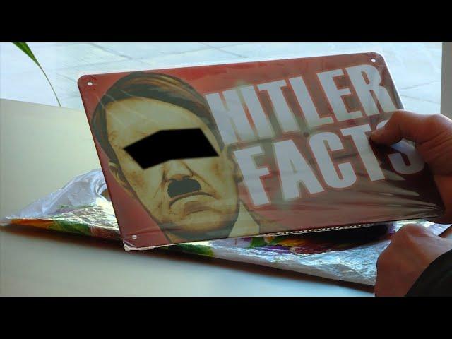 Декор с Гитлером продают в Ангарске