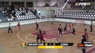 Proliga   Maia Basket Clube - SC Braga
