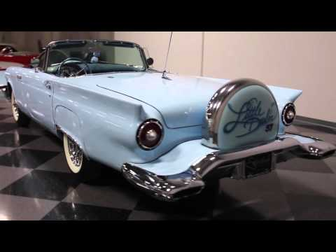 Video of '57 Thunderbird - FZQM