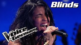 Chris Isaak - Wicked Game (Alisha Popat) | Blinds | The Voice of Germany 2021