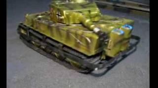 Amusement attraction Tanks Battle , танки для аттракциона