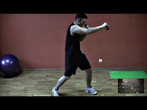 Zbiór ćwiczeń dla mięśni