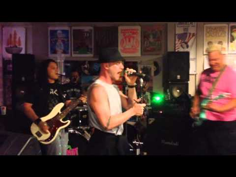 Riot Agents w/ Michale Graves (Misfits) I Turned Into A Martian cover