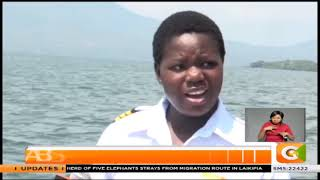 HER SAY | Abisige Akech is a waterbus captain on Lake Victoria