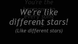 Joe Jonas & Demi Lovato - Camp Rock 2 - Wouldn't Change A Thing (Full song/Lyrics)