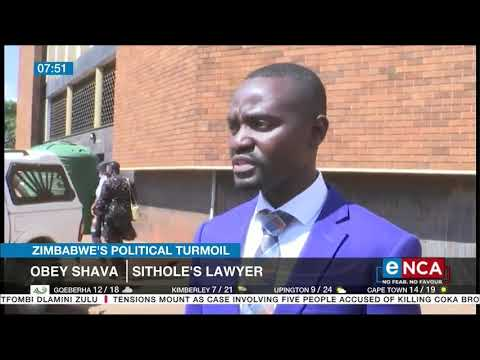 Zimbabwe's opposition youth leader arrested