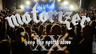 Motörizer - Motörhead Tribute Band - Keep The Spirit Alive '20 -
