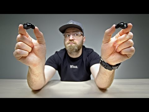 These Tiny Earbuds Raised $2.7 Million Dollars…