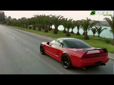 Awesome Supercharged Acura NSX