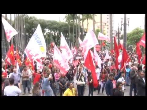 1º de Maio de Luta na Praça da Sé!