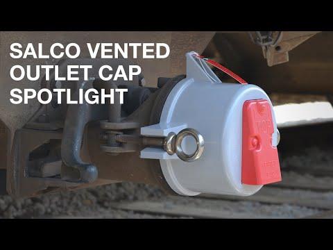 Salco Vented Outlet Cap Spotlight