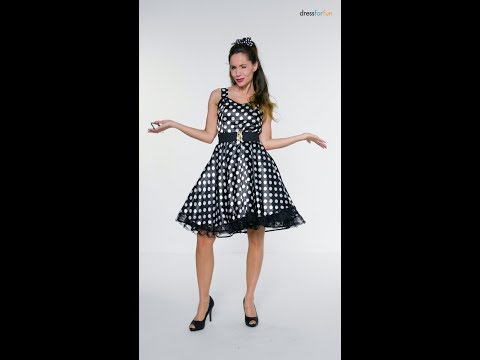 Rockabilly Lady   dressforfun