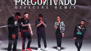 Myke Towers Ft Alex Rose - Miky Woodz, Jory Boy, J Alvarez – Sigues Preguntando (Remix )