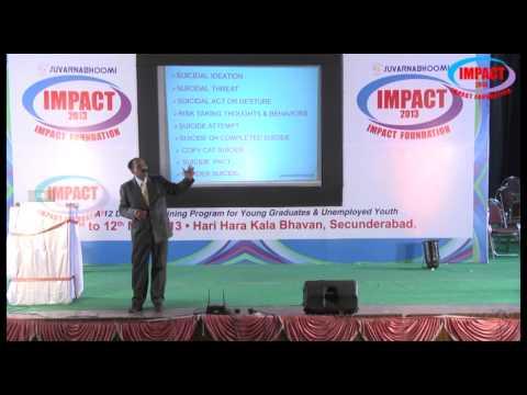 Control Your Life|Jawaharlal Nehru|TELUGU IMPACT Hyd 2013