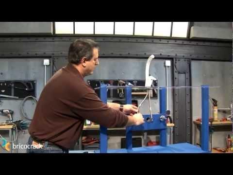 Cambiar un grifo de fregadero (Bricocrack)