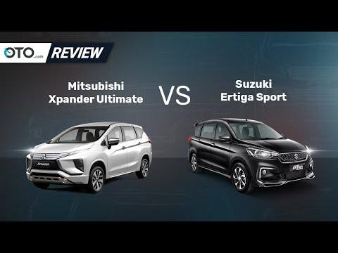 Mitsubishi Xpander Ultimate vs Suzuki Ertiga Sport | Review | Pilih Yang Mana? | OTO.com
