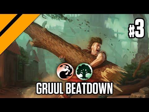 Gruul Aggro Beatdown - Bo3 Standard P3 | Ikoria | MTG Arena